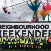A tour of the Neighbourhood Weekender site