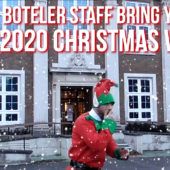 Our 2020 Christmas Video